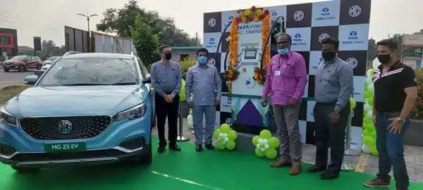electric charging station in coimbatore